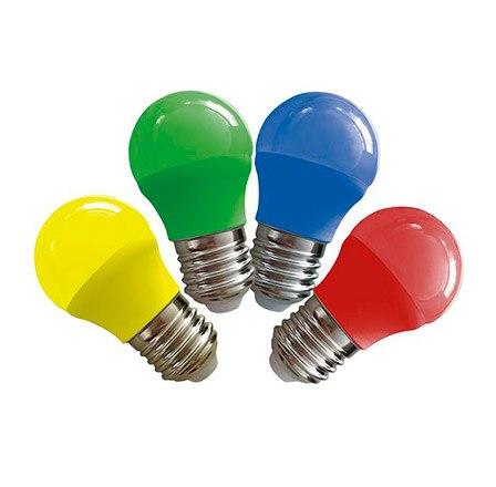 Lámpara Gota Colores