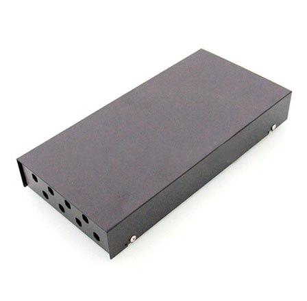 Caja exterior terminal para fibra óptica