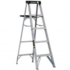 escalera aluminio 5 escalones