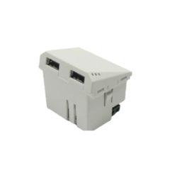 101214 -USB-DOBLE-OCUPA-2-MODULOS-BLANCO- 6958
