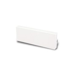 23882 - 4004 – Tapita suplementaria 1 módulo – Blanca
