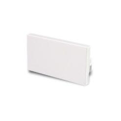 32176 - 4015 – Tapita suplementarias 1 y medio modulo – Blanca