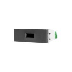36786 - CARGADOR-USB-GRIS- 7957