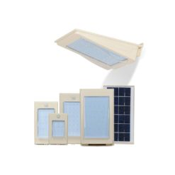 103842 - Luminaria Solar de Pared - 5W - Luz Cálida - SOLFREE
