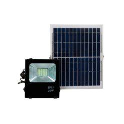 103848 - Reflector Solar 30W – Luz Cálida