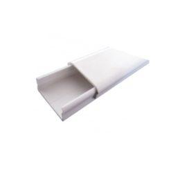 2180 - cablecanal PVC 18X21 CADHESIVO X 2 MTS