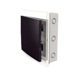 36944 - caja exterior para 24 módulos puerta fume energy genrod