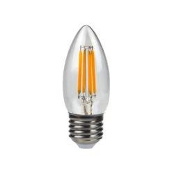 100131 lámpara vela e27