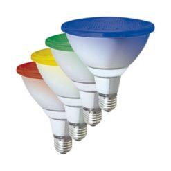99228 lampara led colores par38