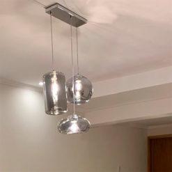 103160 colgante desigual 3 luces plug