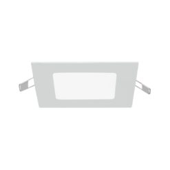 103665103666 panel led cuadrado 6w